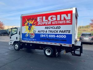 Custom Signs and Wraps Customer Review