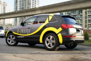 Chicagoland Car Wraps Mango vehicle car Wrap 300x200