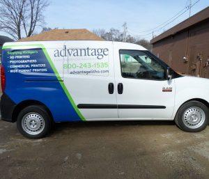 Van Wraps van vehicle graphic wrap 300x257